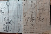 Non traditional classical guitar plan