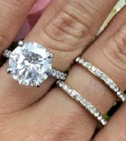 Diamond Exchange Houston Engagement Rings