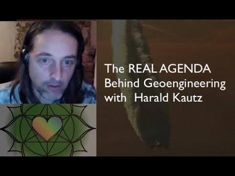 What do Chem ☁️ and Heart Chakras Have in Common? with Harald Kautz