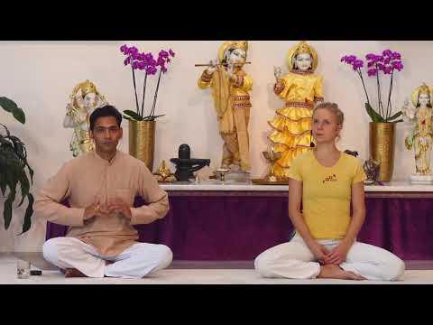"""Ayurveda Vortrag """"Ayurveda for digestion"""" mit Dr. Devendra 14:30 Uhr 25.08.2020"""