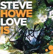 Steve Howe - Love Is