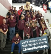 Marion County LC Team picture 2019
