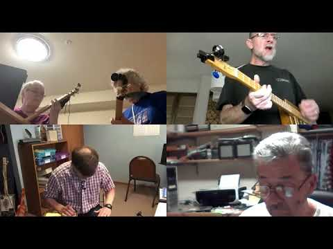 Kansas City: 3-String Cigar Box Guitar