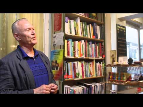Allan Badiner on Psychedelics and Buddhism (from Zig Zag Zen book launch)