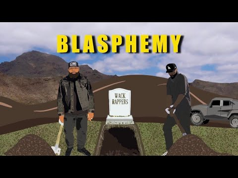 "Locksmith & KXNG Crooked - ""Blasphemy"" (Official Video)"
