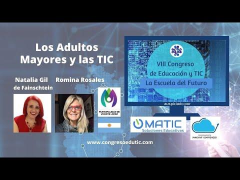 Los Adultos Mayores y las TIC.