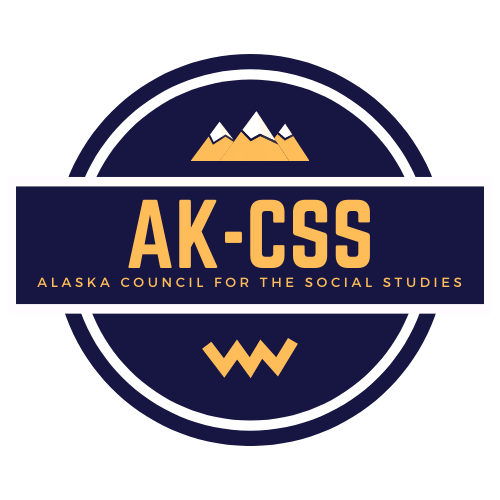 Alaska Council for the Social Studies Logo