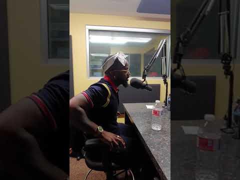 Bandz Cambando Live Interview X Dj Lomaxx 89.7