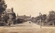 Danvers Road, towards Ally Pally, c1905