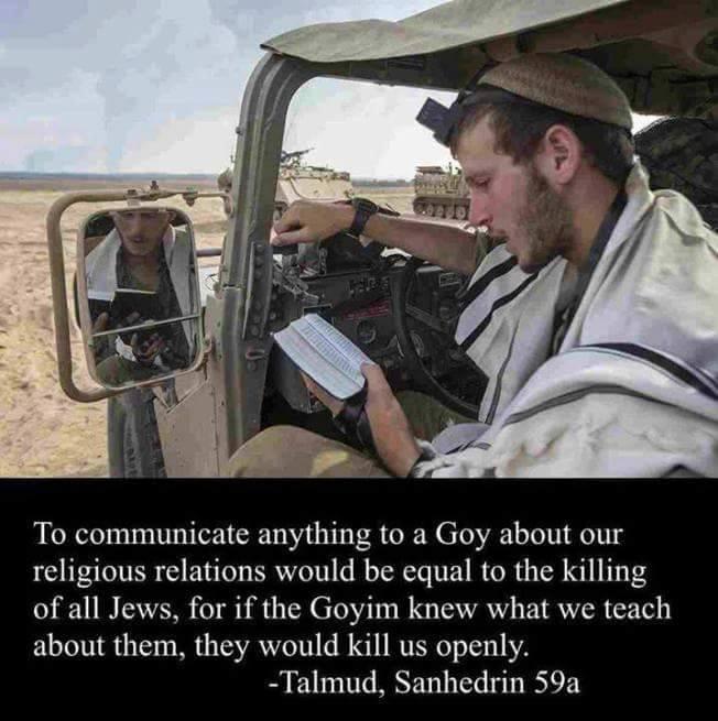 Talmud ; Sanhedrine 59a