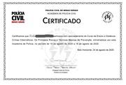 CURSO ACADEPOL - POLICIA CIVIL - MINAS GERAIS