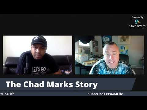 The Chad Marks Story: Freed himself and over 40 Men.Sentenced to 40 yrs on 924c + helping Guy Fisher