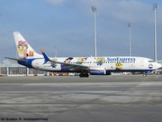TC-SOH SunExpress Boeing 737-8HC(WL) Minions