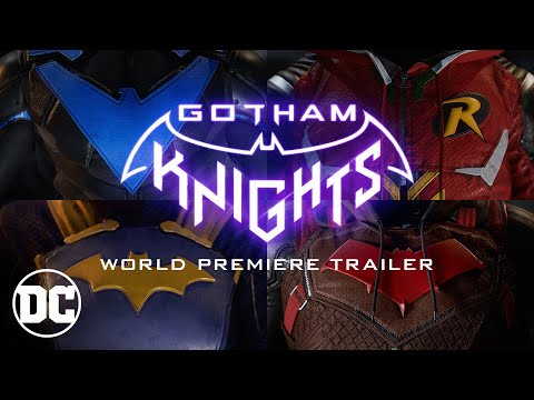 Gotham Knights - World Premiere Trailer