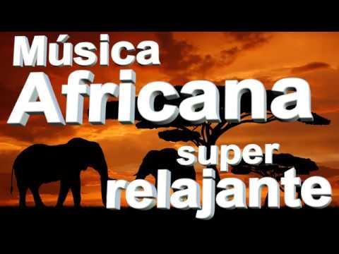 Música africana super relajante  -  Musicoterapia  -  Al ritmo de los timbales (2 horas)