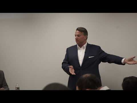 MENTOR SESSION WITH TONY PROVOST