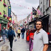 Hello from Ireland