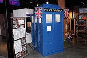 The Tardis or English Police Box Photo Booth Rental.
