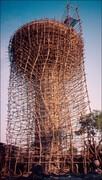 crazy scaffolding