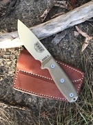 ESEE 3 w/ Sharpshooter Pocket Sheath