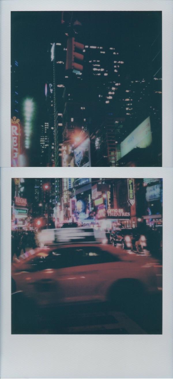 Memories need space (Broadway)