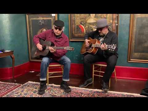 "Jimmy Vivino and Bob Margolin: ""Cryin' Won't Help You"""