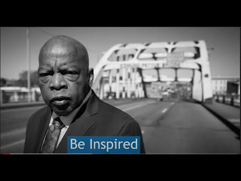 Congressman John Lewis' Inspiration — Mrs. Rosa Parks