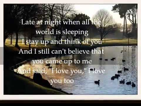 Dreaming of You - Selena - Lyrics