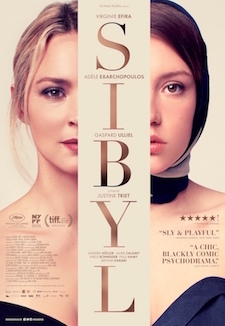 SIBYL directed by Justine Triet Opens September 11 in Virtual Cinemas