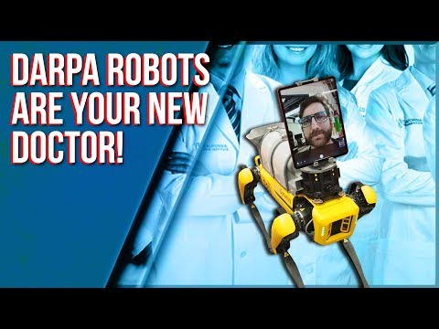 DARPA Meets Diagnosis And The Authoritarian Isolation Nation!
