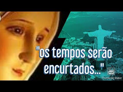 Nossa Senhora revelou algo maravilhoso no Rio de Janeiro