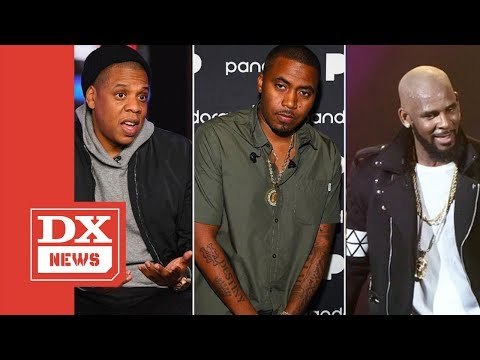 Hip Hop Industry Mogul (Dem. Tool) Jay-Z Knew About R. Kelly Having 14 Year Old Girls In Studio Sessions