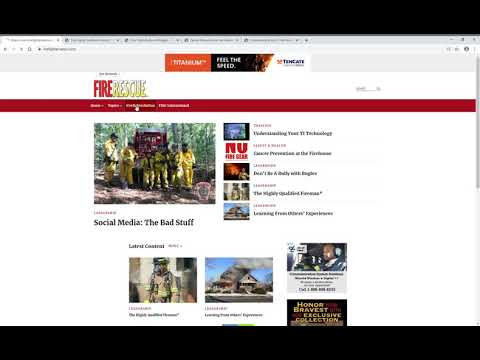 FirefighterNation 360 - 2 September 2020
