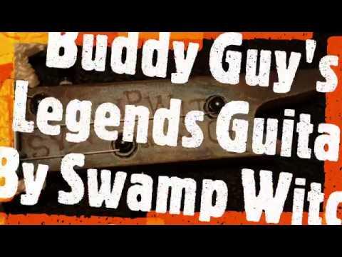 Buddy Guy's Legends Swamp Witch Guitar