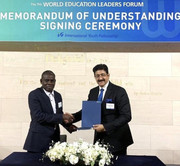 India Ghana Will Work on Educational Projects Together