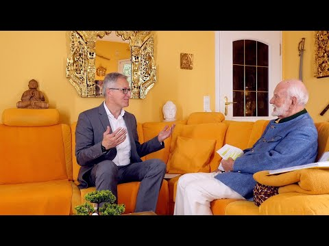 Folge 5 Business trifft Bewusstsein - Interview mit Kurt Tepperwein: Die universelle Wahrnehmung
