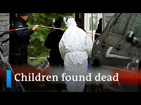 Police find bodies of five children in the German city of Solingen | DW News