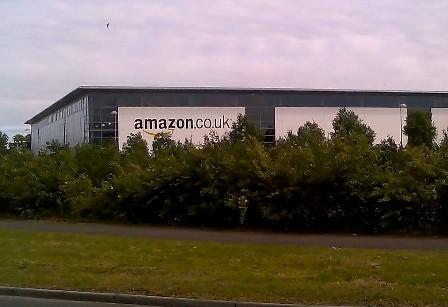 Growing Demand Sees Amazon Promise 7,000 UK Jobs