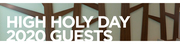 Temple Beth El Virtual High Holy Day Services Open to Guests