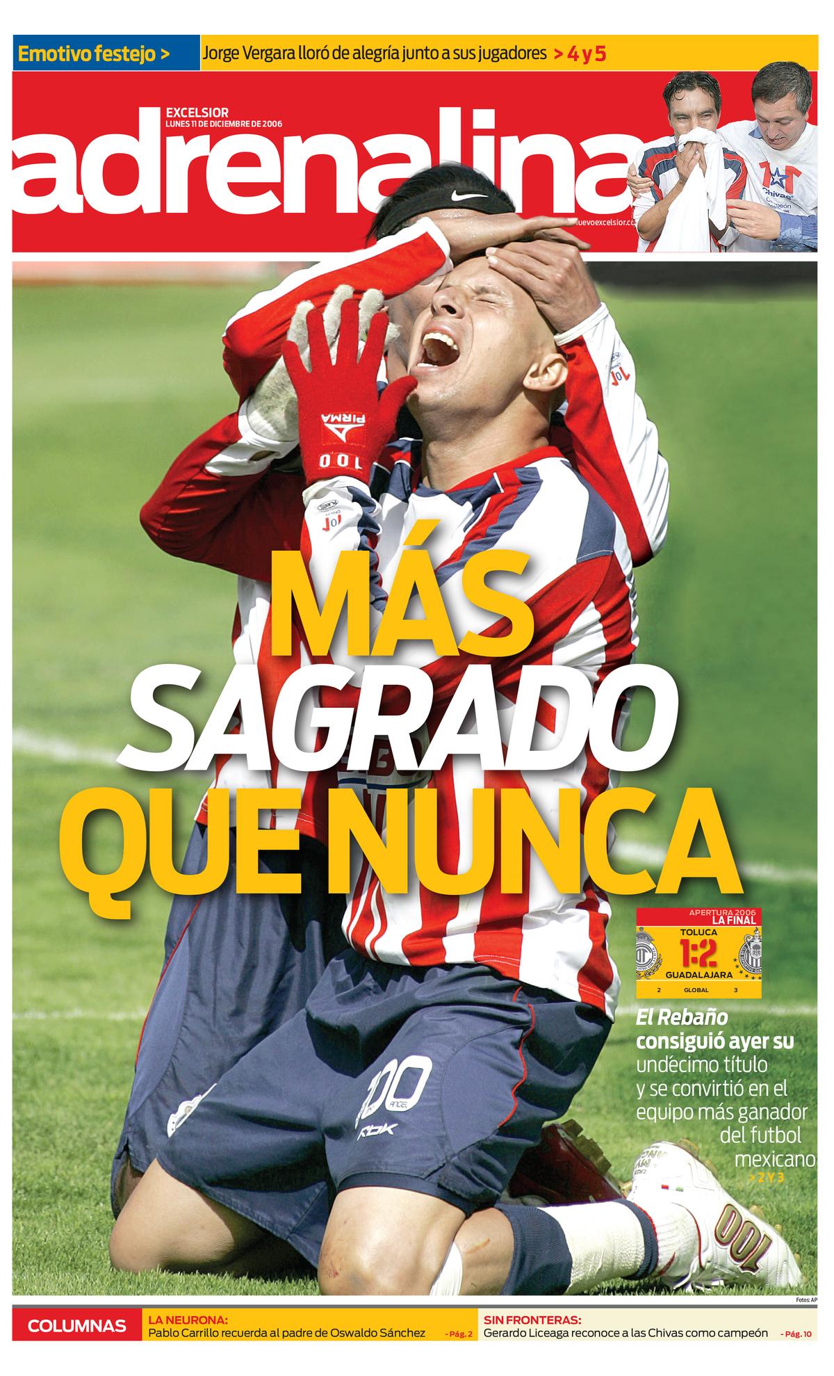 Guadalajara campeón