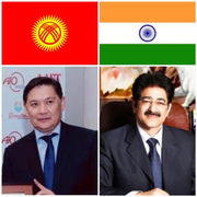 ICMEI Celebrated National Day of Kyrgyzstan