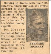 Bernard R. Murray