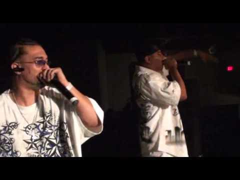 Kayotik, Slim Thug & Bun B. Live In Concert Club Tropicana (Naptown)