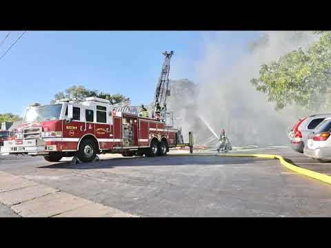 Mundelein IL Box Alarm Fire 9-2-20