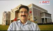 AAFT Year Is Going To Be Full of Creative Activities- Sandeep Marwah