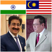 ICMEI Celebrated Malaysian National Day 2020
