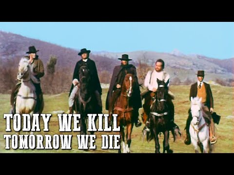 Today We Kill, Tomorrow We Die!   BUD SPENCER   Spaghetti Western   Old Cowboy Movie