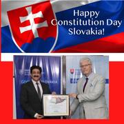ICMEI Celebrated Slovakia National Day