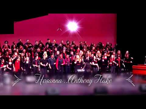 Hosanna Original Song Anthony Flake