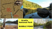BUBBLE PONE - ACADIA NATIONAL PARK